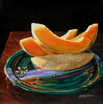 Platedmelon